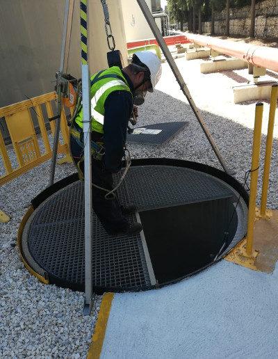 Detugra trabajos de mantenimiento y limpieza industrial